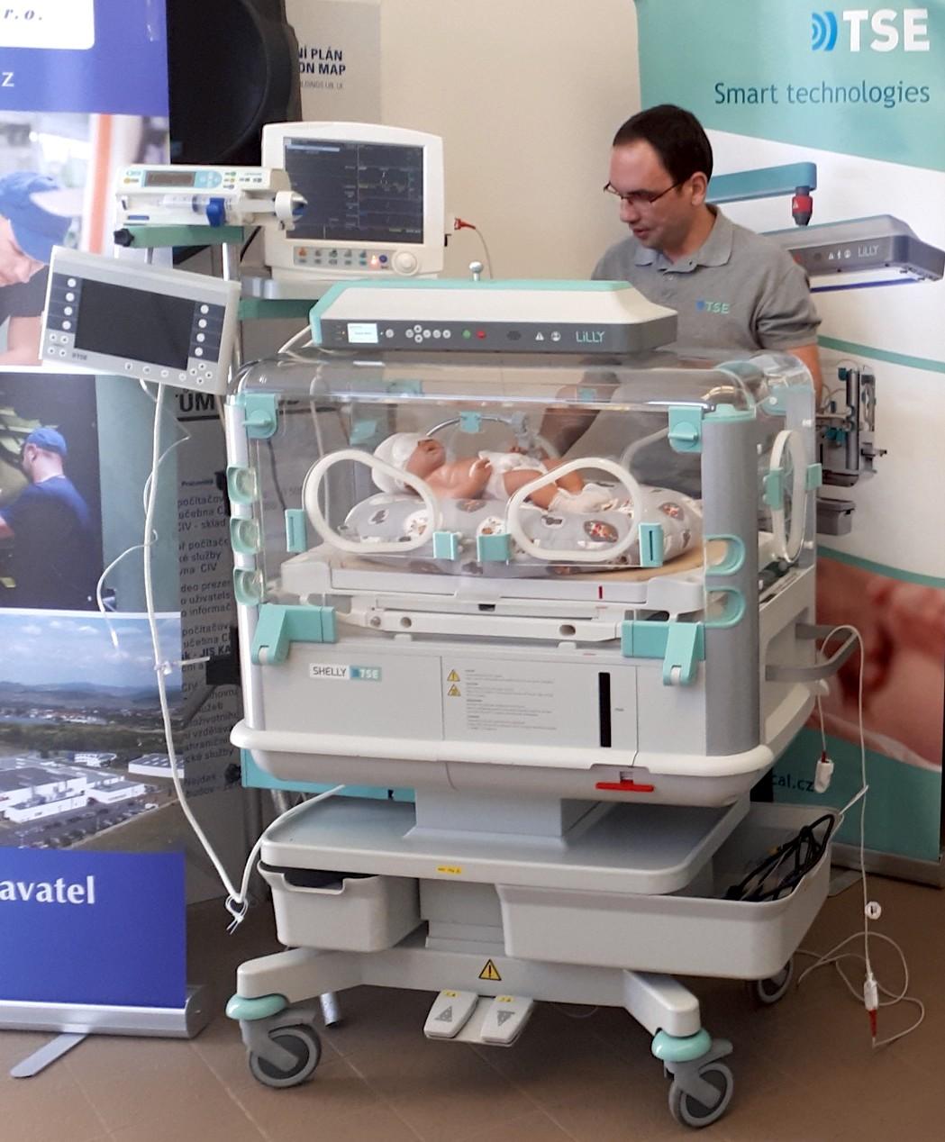 TSE Medical na Veletrhu pracovnich prilezitosti pri ZCU v Plzni